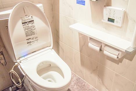 トイレつまり・水漏れ修理