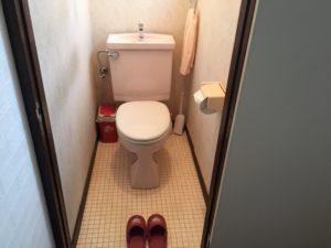 トイレの場合
